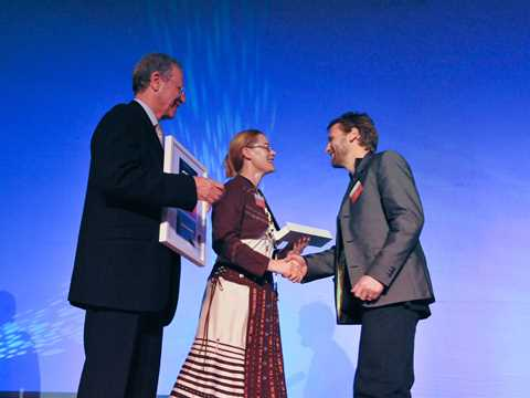Holcim Awards ceremony for Africa Middle East – Marrakech, Morocco