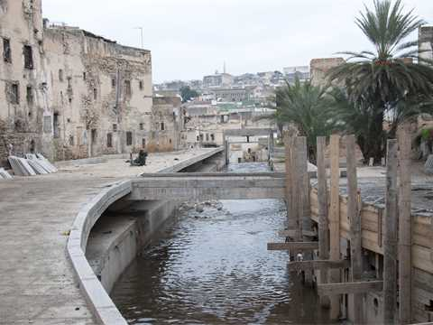 Project update January 2013 – River remediation and urban development scheme, Fez, Morocco