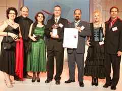 Global Holcim Awards 2006 ceremony – Bangkok, Thailand