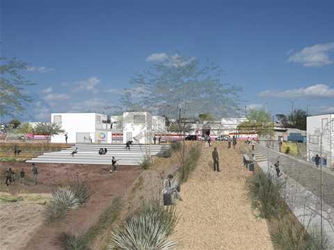 Urban regeneration master plan