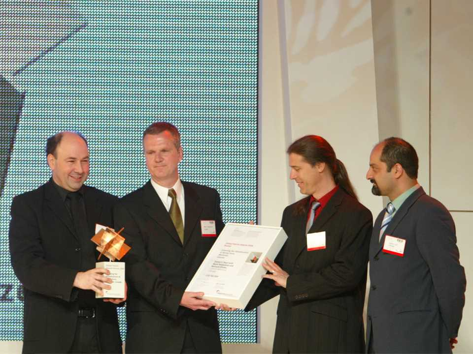 Global Holcim Awards 2006 ceremony – Bangkok, Thailand