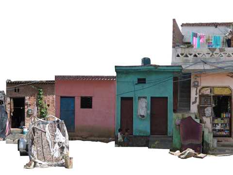 Decentralized sanitation system