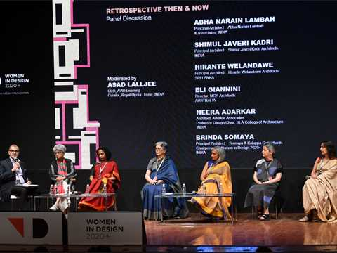 "International ""Women in Design 2020+"" highlights the work and the challenges of women in ..."