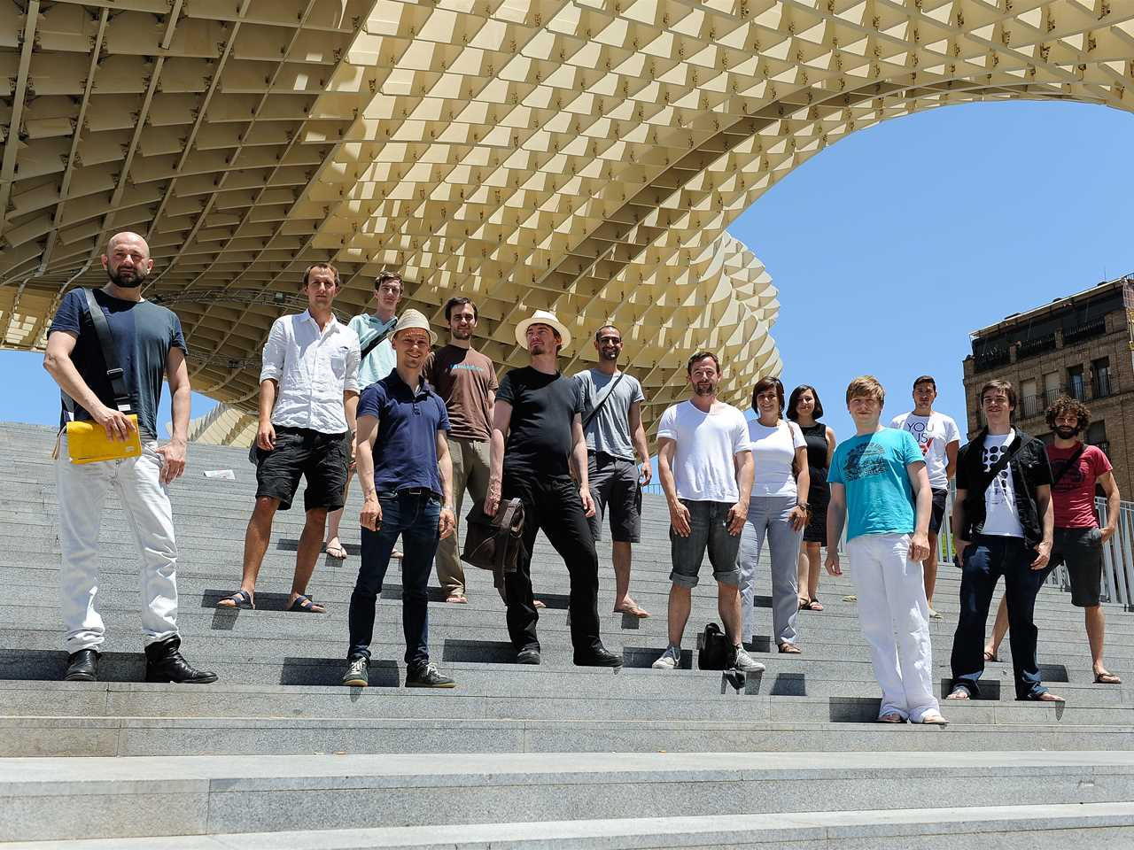 Project update June 2011 – Metropol Parasol: Redevelopment of Plaza de la Encarnación, Seville, …