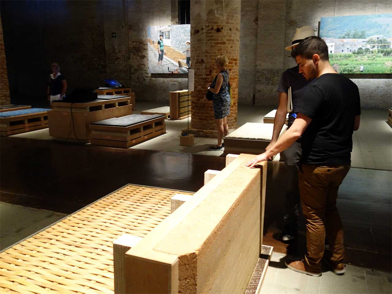 """""""Using professional standing to change the status quo"""" at 15th International Architecture Exhibition"""