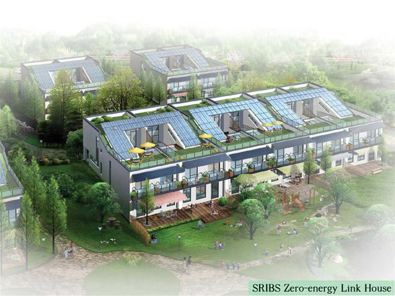 Holcim Awards Acknowledgement 2005 Asia Pacific: SRIBS Minimal Energy Link House, Shanghai, China