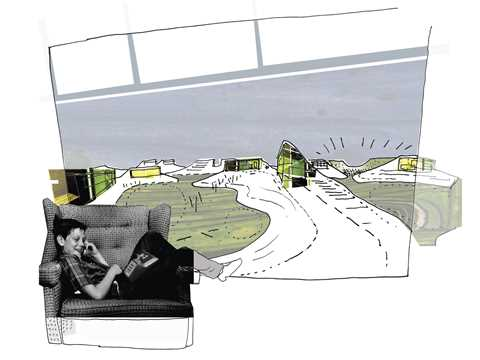 "Project entry 2008 Europe - ""Temporary urban extension in a former landfill, Maribor, …"