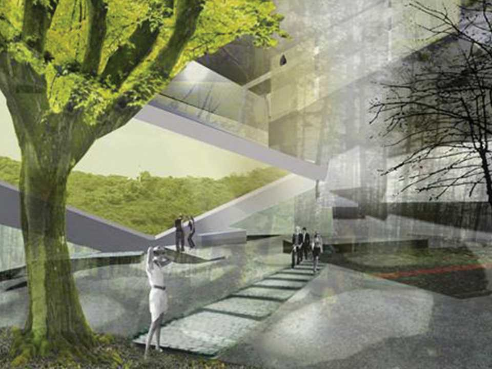 Holcim Awards Encouragement prize 2005 Europe: European Institute of Artistic Investigations, …
