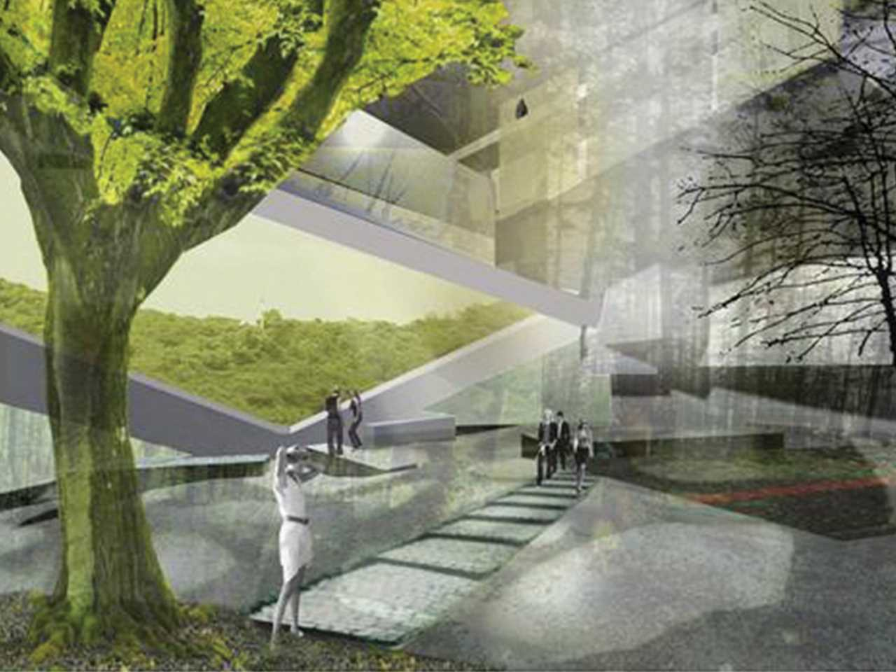 Holcim Awards Encouragement prize 2005 Europe: European Institute of Artistic …
