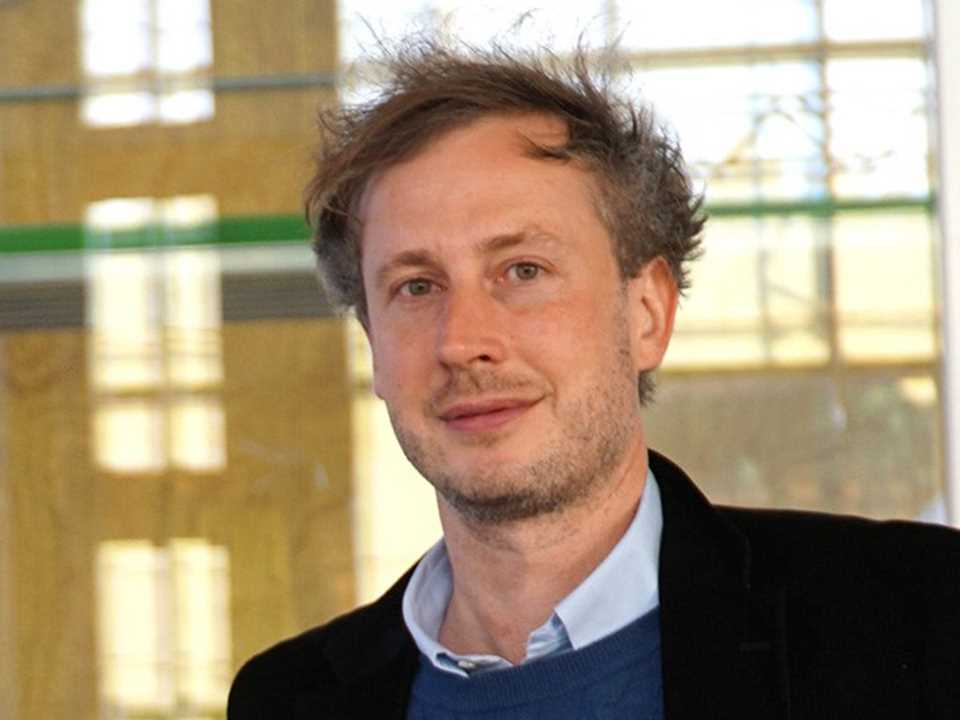 Benjamin Dillenburger, Assistant Professor for Digital Building Technologies, Institute of …
