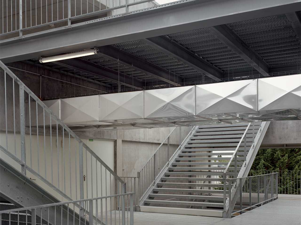 Project update – Public Condenser: Low-cost flexible university building, Paris, France