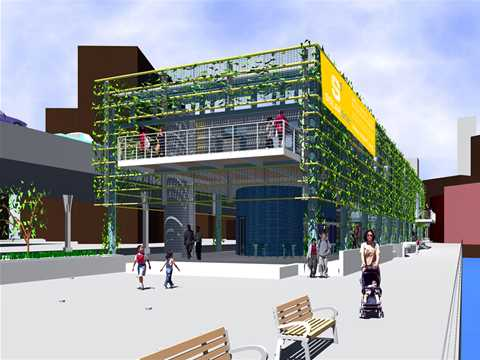 Solar 2 - Green Energy, Arts & Education Center