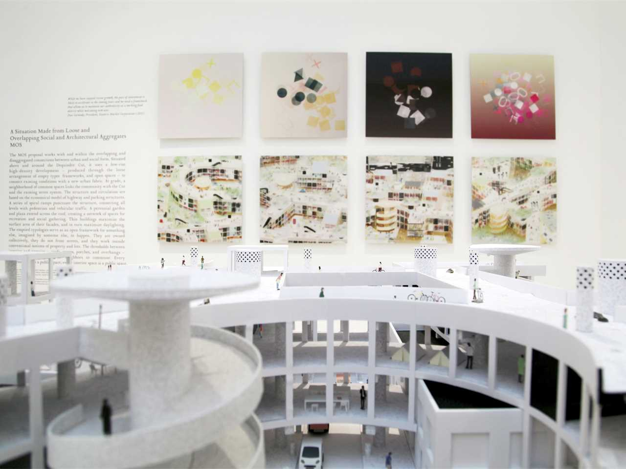 MOS Architects at 15th International Architecture Exhibition