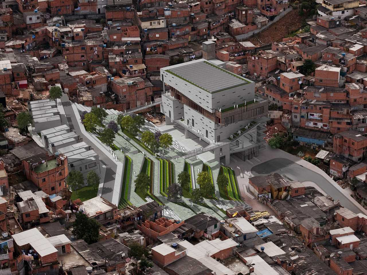 Holcim Awards Gold 2011 Latin America: Urban remediation and civic infrastructure hub, São …
