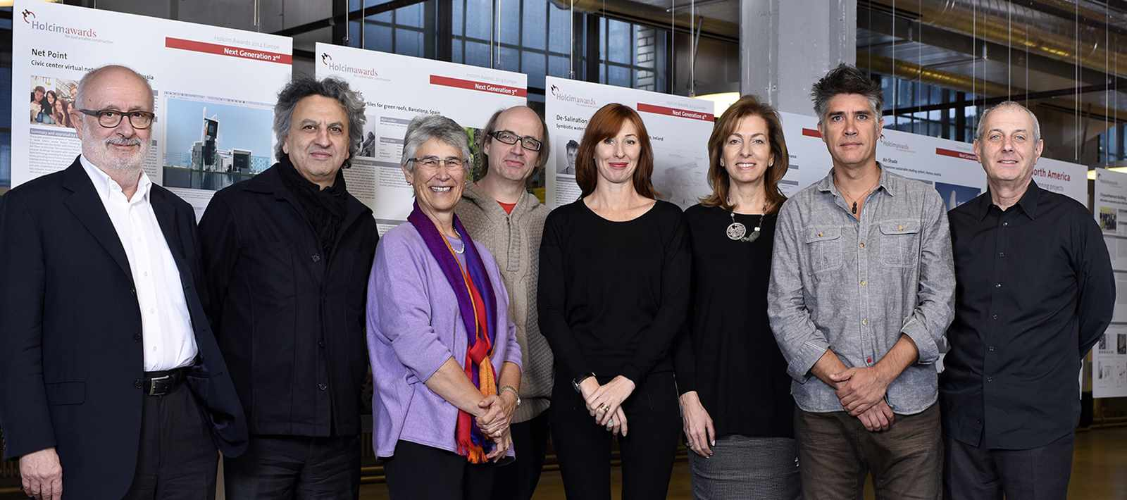 Global Holcim Awards Jury 2015
