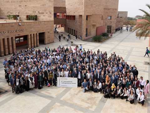 6th LafargeHolcim Forum kicks-off with internationally renowned speakers and in-depth workshops