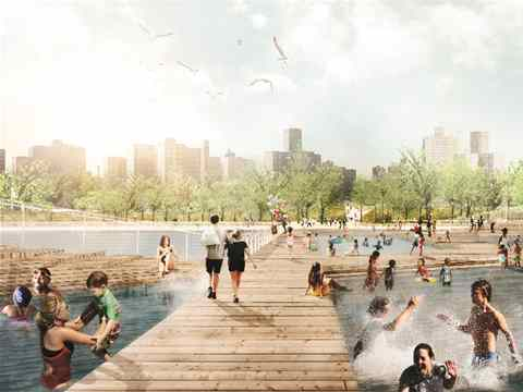 Project entry 2014 North America – Rebuild by Design: Urban flood protection …