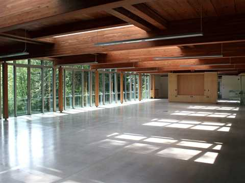 Project update June 2012 – Minimal-impact North Vancouver Outdoor School, Vancouver, BC, Canada