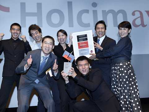 Holcim Awards 2014 Asia Pacific ceremony, Jakarta, Indonesia