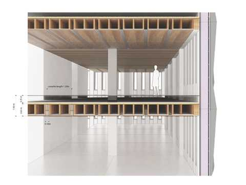 "Project entry 2011 ""Medium rise timber office building in low-to-no carbon emissions …"