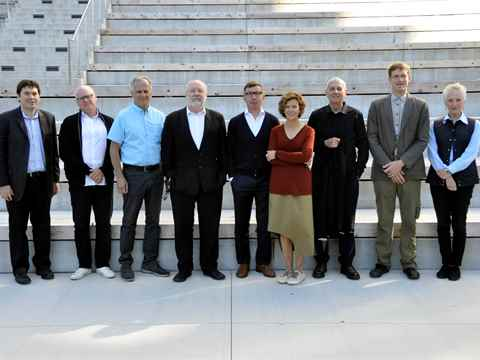 The LafargeHolcim Awards jury for region North America met at the University of British …