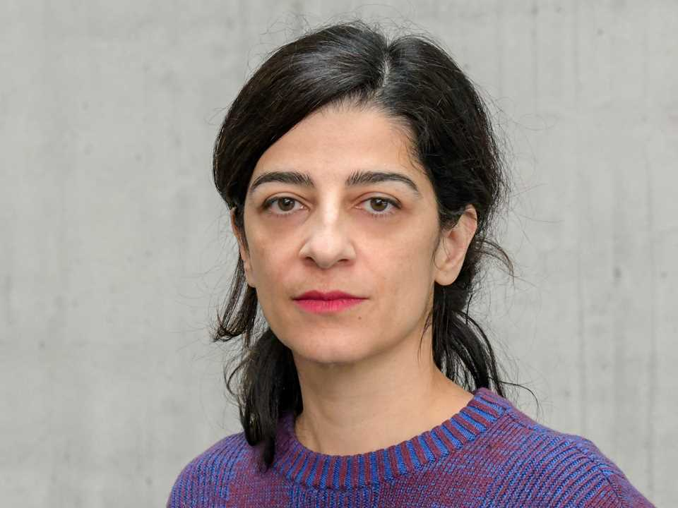 Elli Mosayebi, Associate Professor of Architecture & Design, ETH Zurich, Switzerland and …