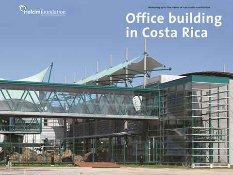 "New publication ""Office building in Costa Rica"" explains ""target issues"" for Sustainable …"