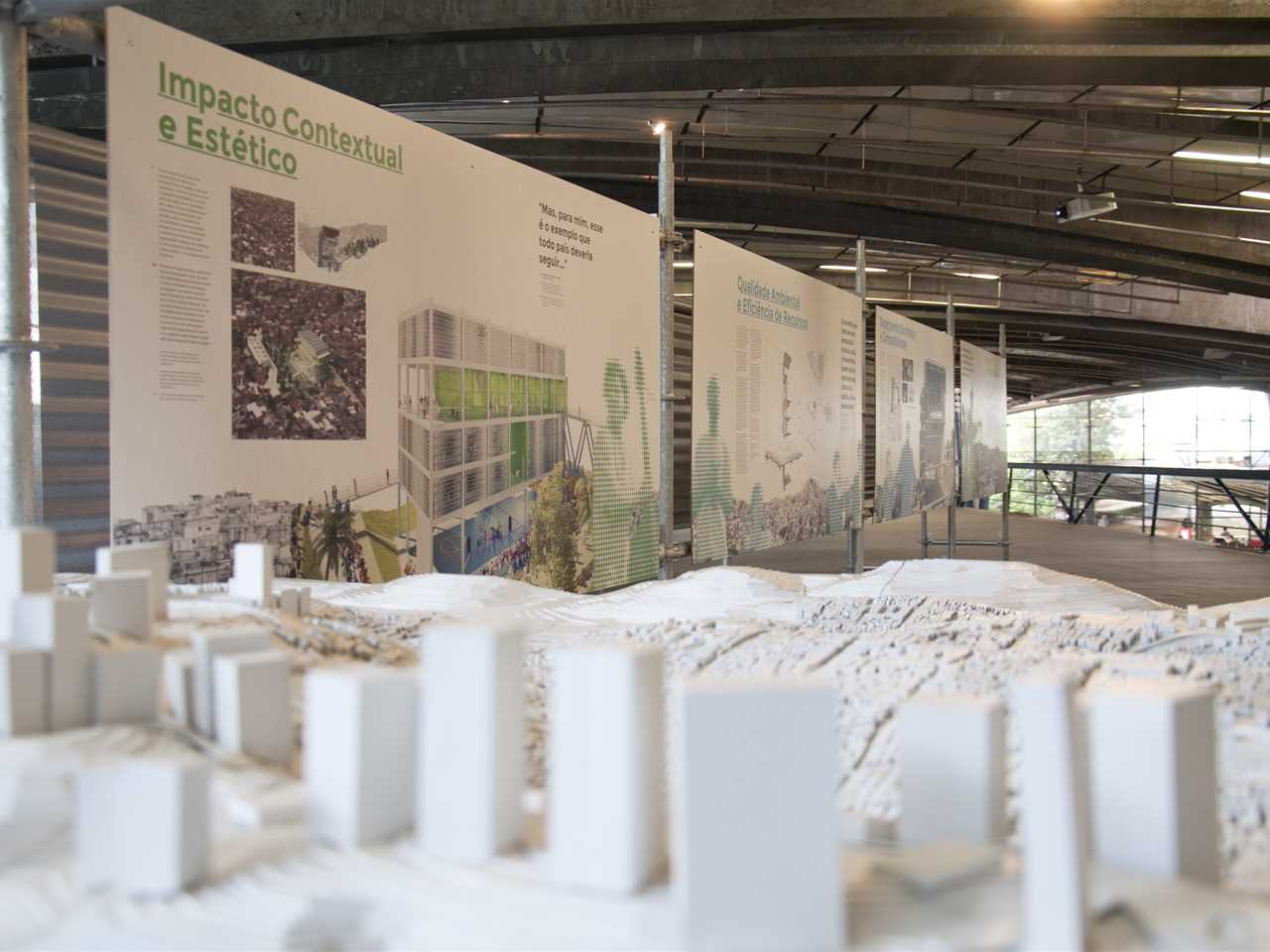 Project update May 2014 – Urban remediation and civic infrastructure hub, São Paulo, Brazil