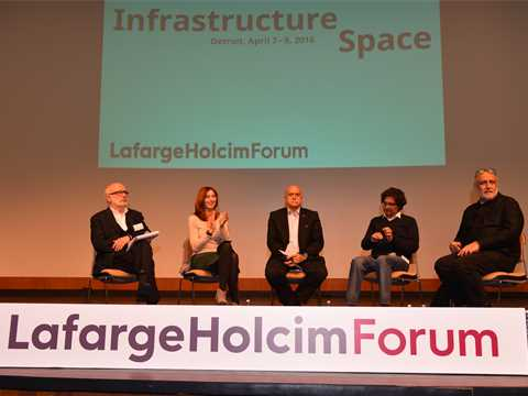 "5th International LafargeHolcim Forum to focus on ""Infrastructure Space"""