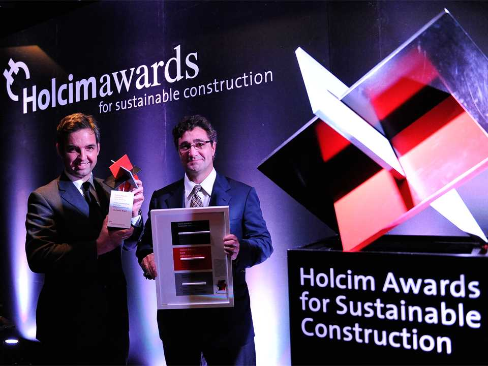 Holcim Awards ceremony for Latin America 2011 – Buenos Aires, Argentina