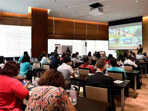 LafargeHolcim Awards 2017 for Asia Pacific media briefing, Kuala Lumpur