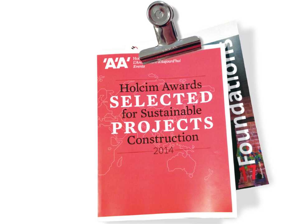 Appraising and celebrating top sustainable construction projects