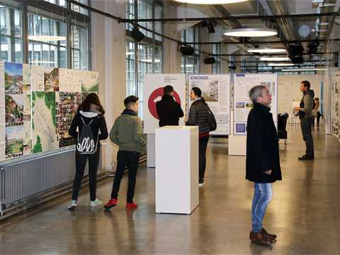 LafargeHolcim Awards poster exhibition connects and inspires generations