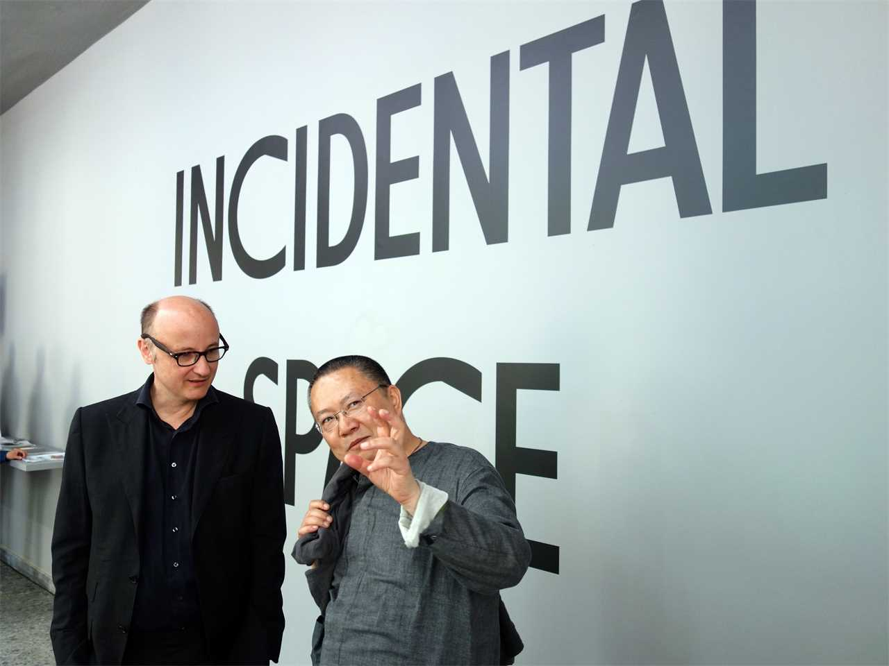"Exhibition Opening: ""Incidental Space"" – Swiss Pavilion at La Biennale di Venezia"