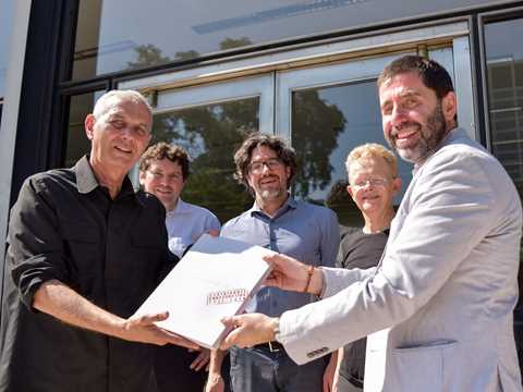 Collaboration between the Illinois Institute of Technology and the LafargeHolcim Foundation