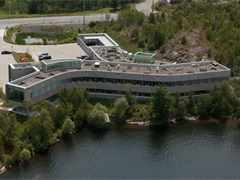 Living with Lakes Center for freshwater restoration and research, Sudbury, Canada
