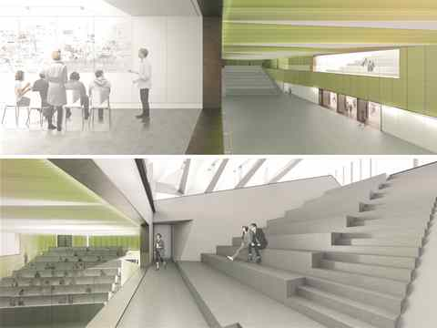 Project entry 2014 North America – Heritage Reframed: University building renovation and …