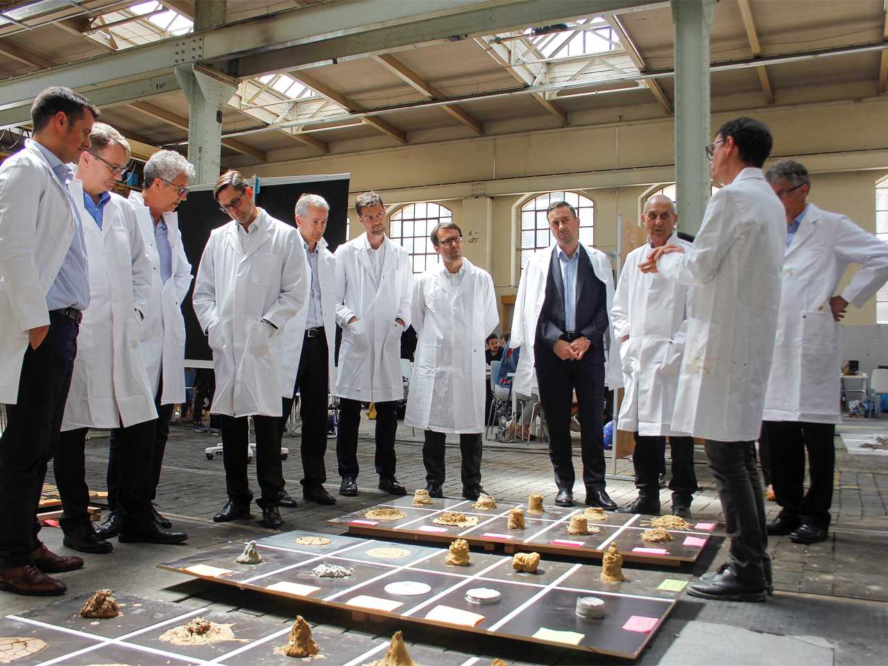 Research on sustainable construction and materials technology across Switzerland – June 2018
