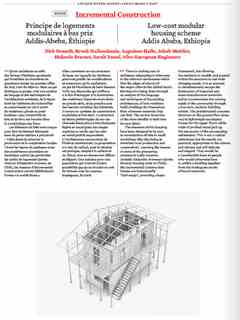 """Incremental Construction"" in 'A'A' presents Selected Projects / Morceaux Choisis – Holcim …"