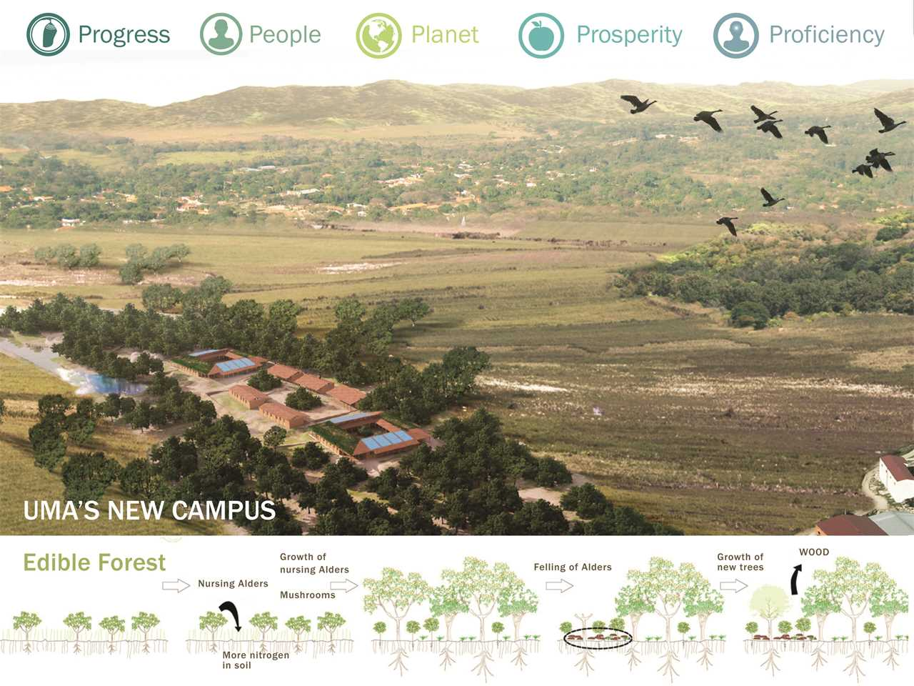 Acknowledgement – Rural Campus: University campus for community regeneration, Acatitlán, Mexico – …