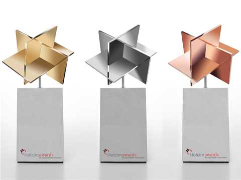 Global Holcim Awards winners announced April 20