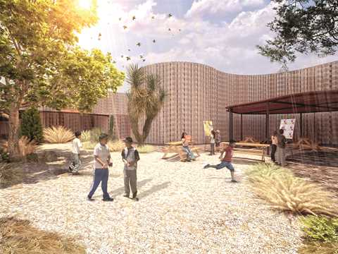 Project entry 2014 Latin America – Children's House: Pedagogically-aligned school, San Andrés …