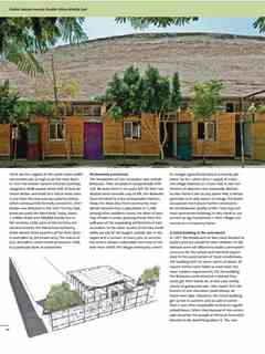 """""""Low-tech improvements"""" in Third Holcim Awards – Sustainable Construction 2011/2012"""