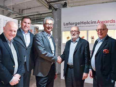 LafargeHolcim Foundation under new helm