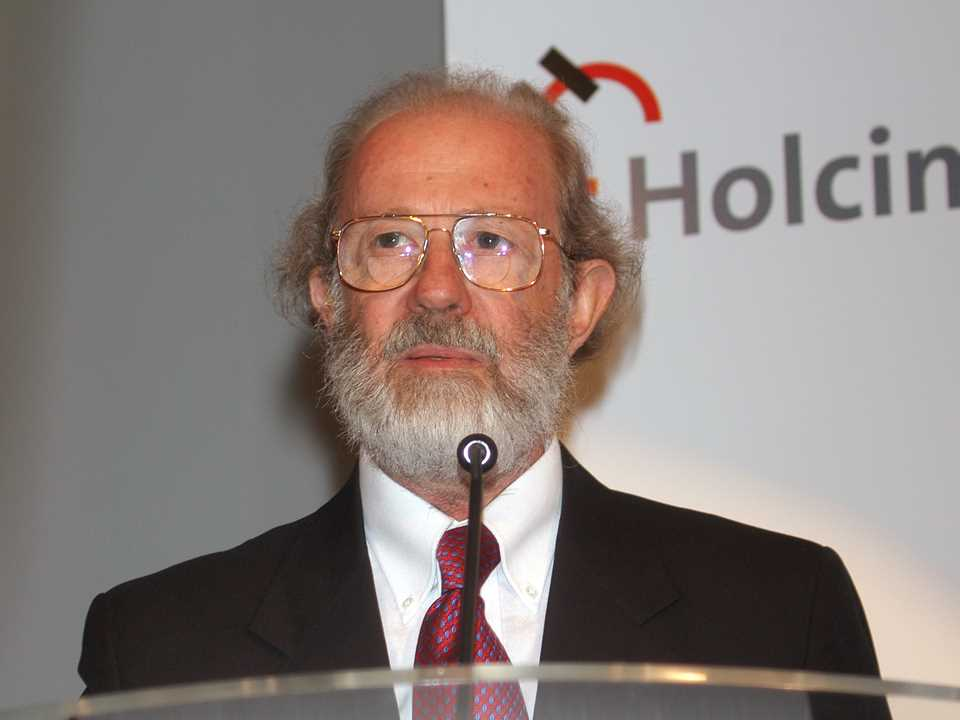 Holcim Awards 2005 - Latin America: President of Green Building Chile and member of the …