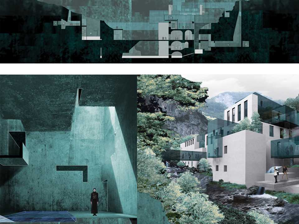 Holcim Awards Gold 2005 Europe: Waterpower – Renewal Strategy for the Mulini Valley, Amalfi & …
