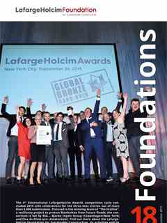 Foundations 18 – Global Awards 2015