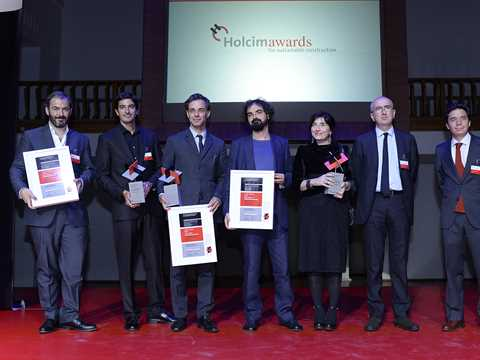 Top sustainable construction awards for resilient and contextual projects in Austria, …