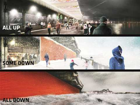 Project entry 2014 North America – Rebuild by Design: Urban flood protection infrastructure, New …