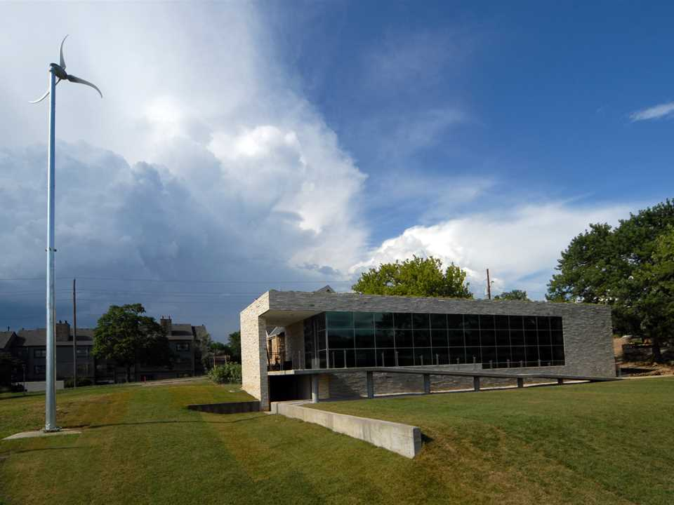 Project update September 2012 – Energy efficient university building, Lawrence, KS, USA